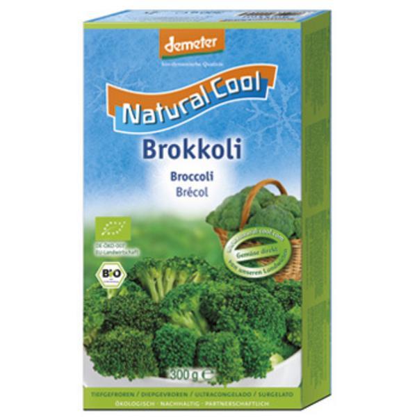 Frozen Broccoli Vegan, ORGANIC