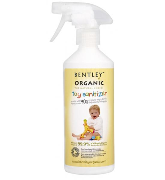 Toy Sanitiser Vegan, ORGANIC