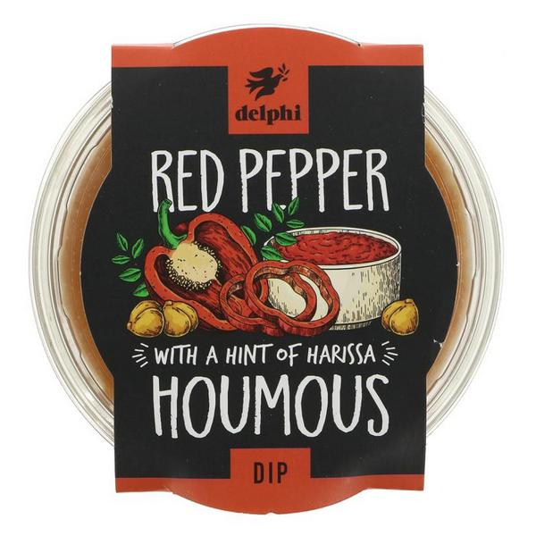 Chargrill Red Pepper Hummus