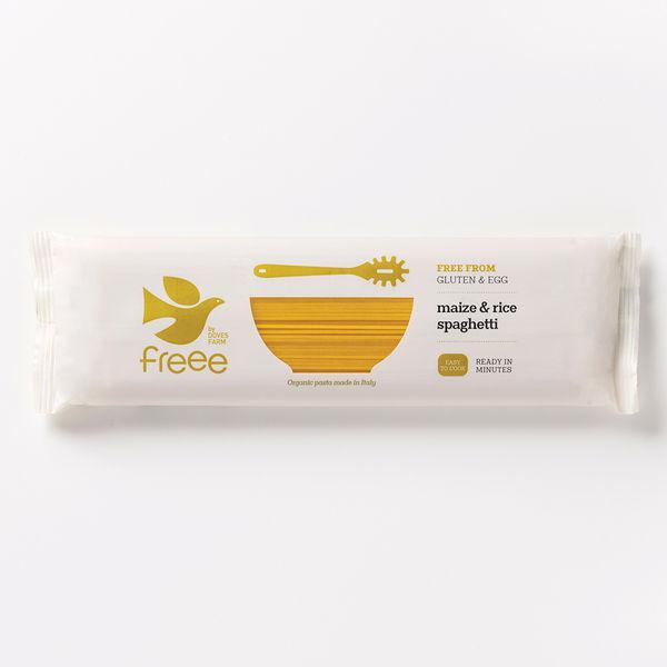 Maize & Rice Spaghetti Gluten Free, ORGANIC