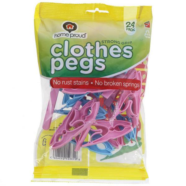 Pegs Clothes Recycled Vegan