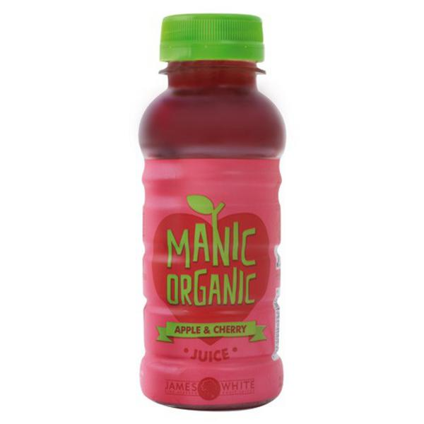 Apple & Cherry Juice ORGANIC