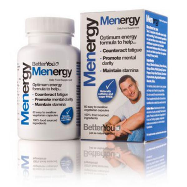 Menergy Energy For Men Supplement