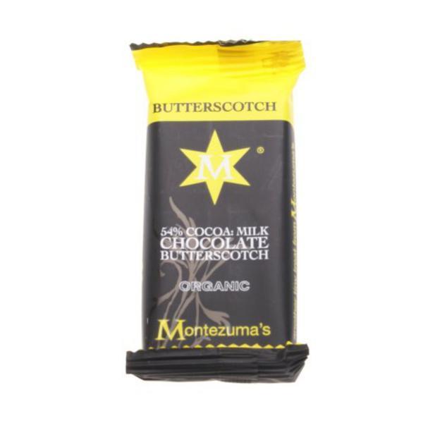 Dark Side Butterscotch Milk Chocolate Gluten Free, ORGANIC