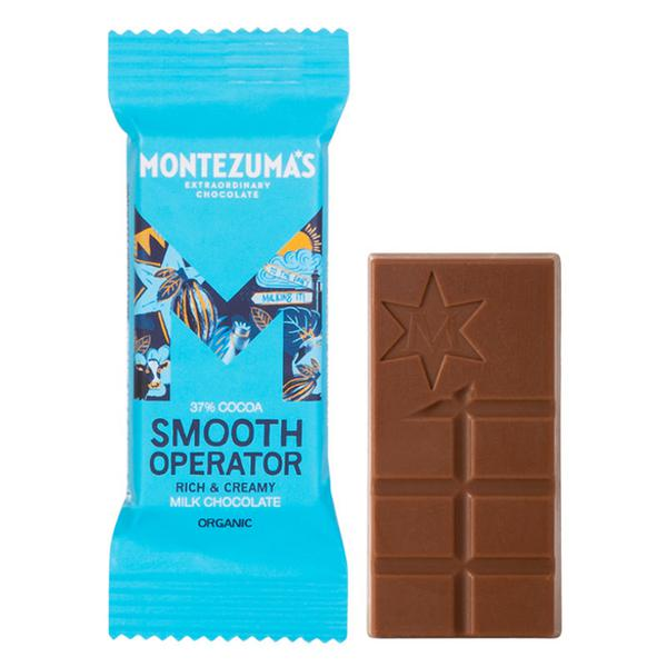Smooth Milk Chocolate Gluten Free, ORGANIC