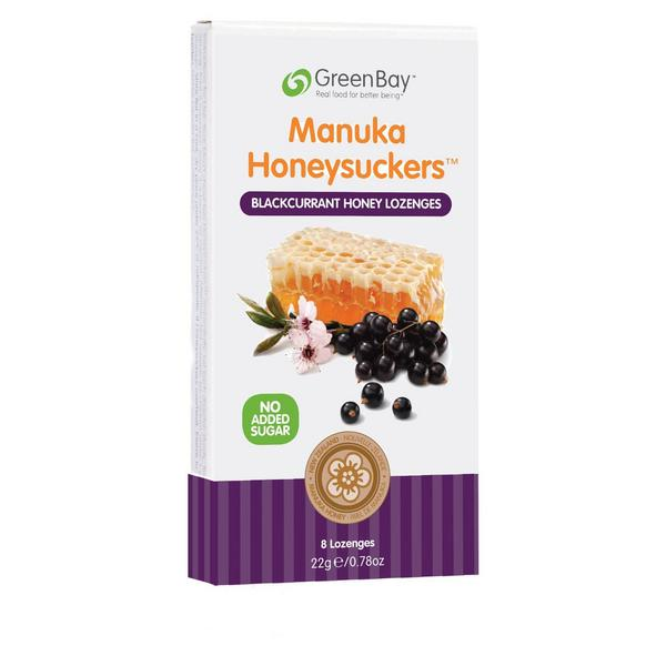 Blackcurrant Bliss Supplement Honeysucker Gluten Free