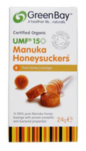Honeysucker Manuka Supplement UMF 15+ ORGANIC