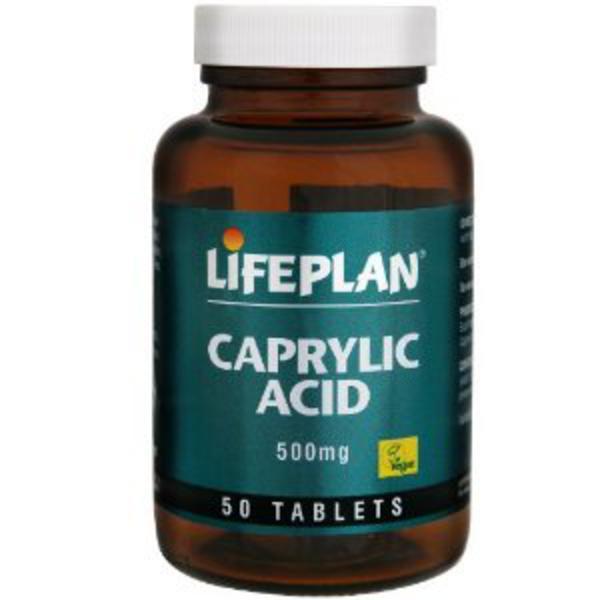 Caprylic Acid Digestive Aid