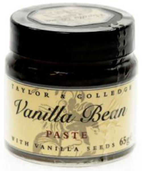 Vanilla Bean Paste In 65g From Taylor And Colledge