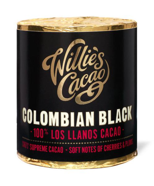 100% Cacao Colombia Black Los Llanos Superior for Cooking Vegan