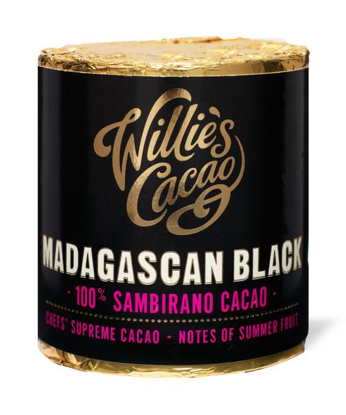 100% Cacao Madagascar Black Sambirano Superior for Cooking Vegan