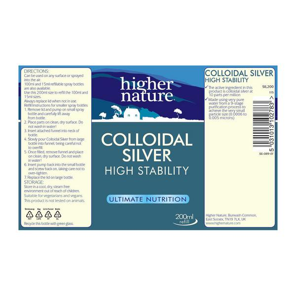 Colloidal Silver Supplement  image 2