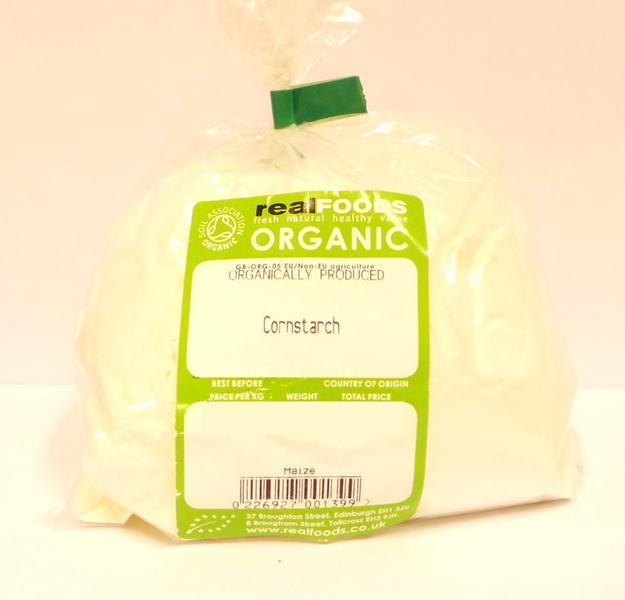 Cornstarch Vegan, yeast free, ORGANIC image 2