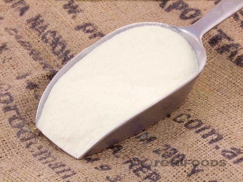 Whey Powder yeast free, ORGANIC