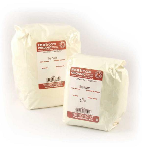 Whey Powder yeast free, ORGANIC image 2