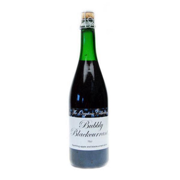 Bubbly Blackcurrant Juice ORGANIC