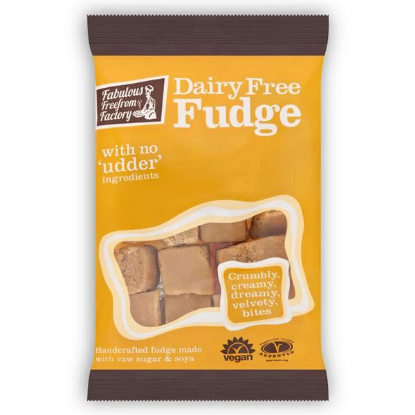 Fudge Gluten Free, Vegan