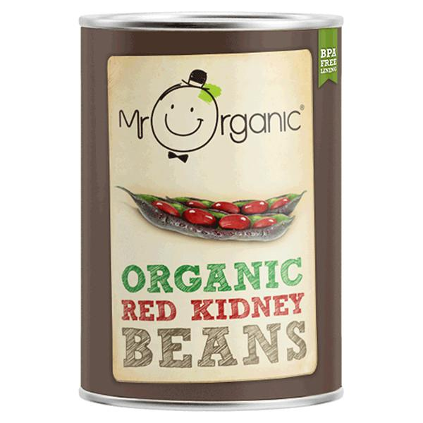 Red Kidney Beans ORGANIC