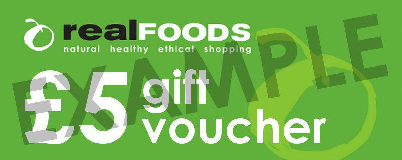 Edinburgh Stores Gift Voucher 5 Pounds