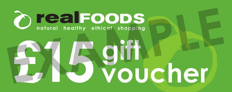Edinburgh Stores Gift Voucher 15 Pounds