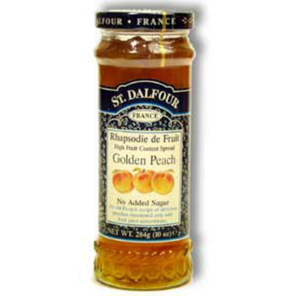 Golden Peach Fruit Spread St Dalfour