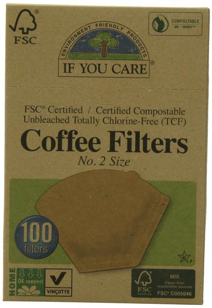 Coffee Filter No.2 Small