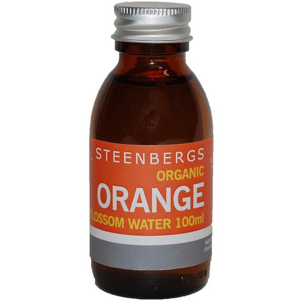 Orange Flower Water Gluten Free, Vegan, ORGANIC