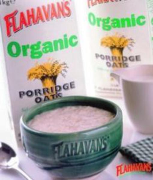 Porridge Oats ORGANIC