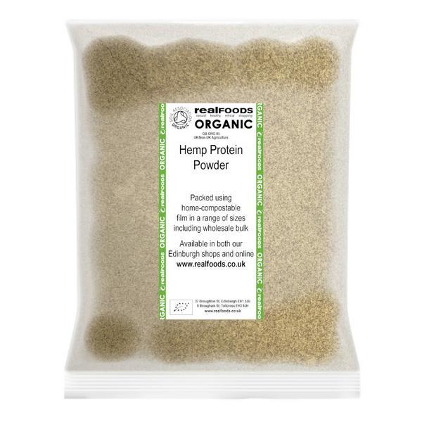 Hemp Protein Powder Vegan, ORGANIC