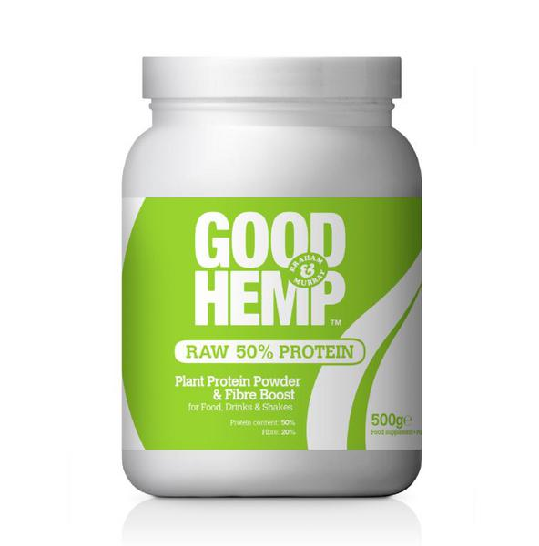 50% Hemp Protein Powder