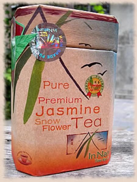 Jasmine Premium Flower Snow Tea Leaves