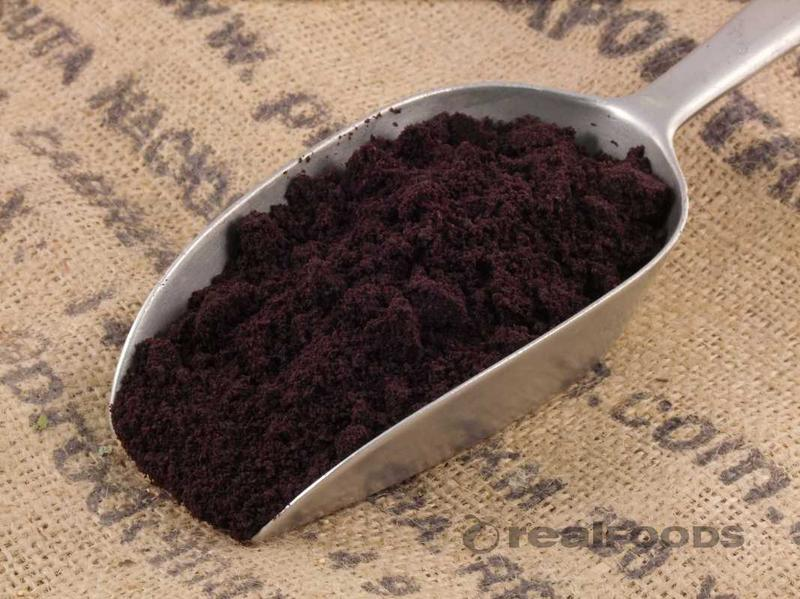 Freeze Dried Acai Powder ORGANIC
