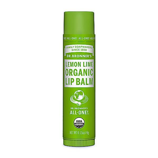 Lemon & Lime Lip Balm ORGANIC