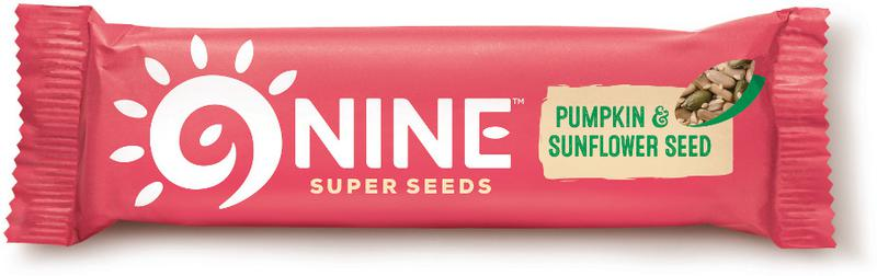 Sunflower & Pumpkin Seed Snackbar Gluten Free