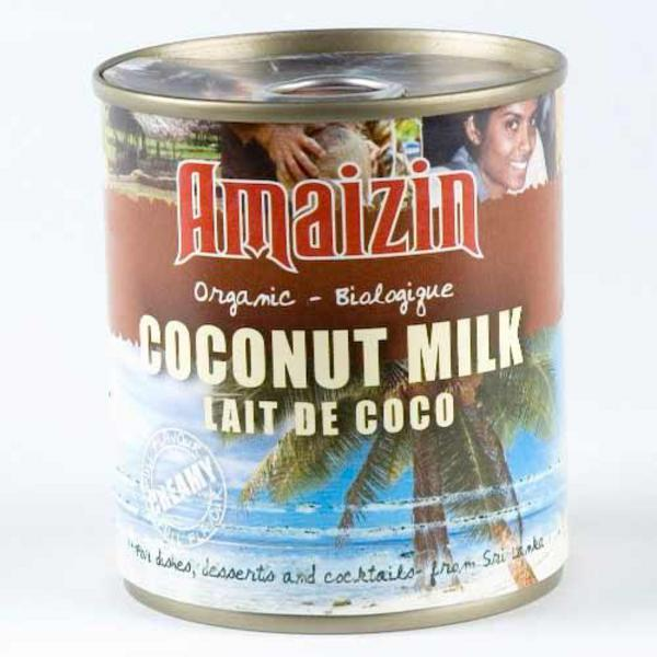 Rich Coconut Milk ORGANIC