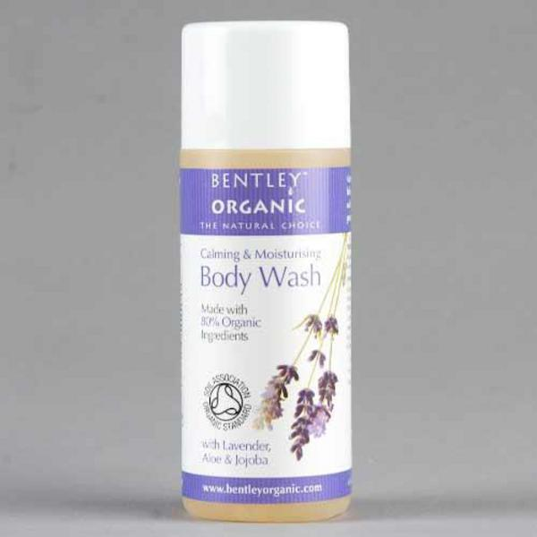 Calming Moisturising Body Wash Vegan, ORGANIC