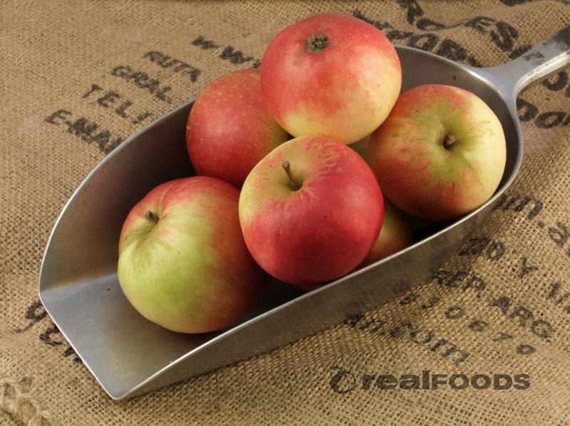 Worcester Apples ORGANIC