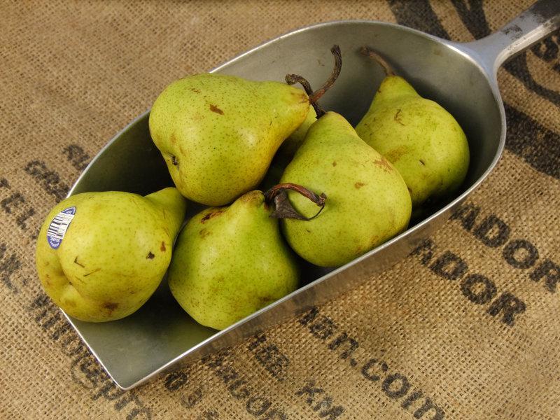 Packham Pears ORGANIC
