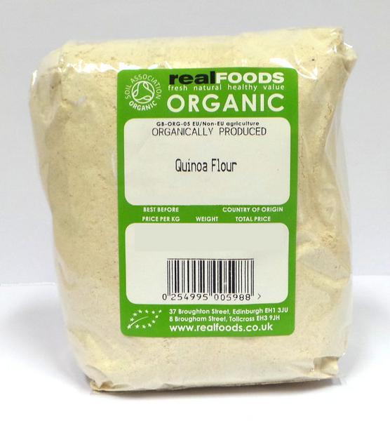 Quinoa Flour ORGANIC image 2
