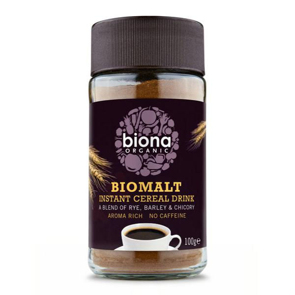 BioMalt Instant Coffee Substitute Decaffeinated, ORGANIC
