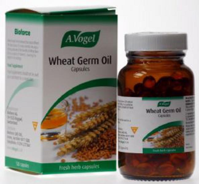 Wheatgerm Supplement Oil