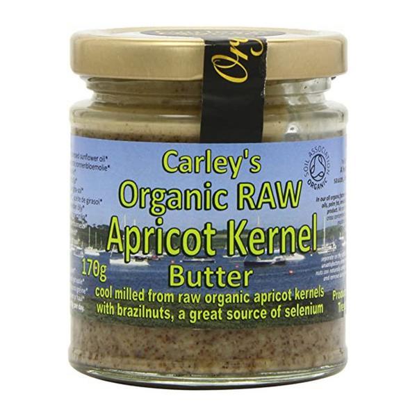 Apricot Kernel & Brazil Nut Butter ORGANIC