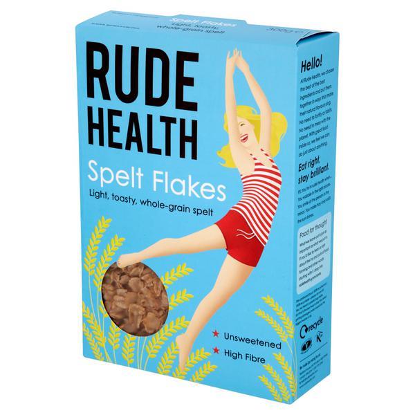 Spelt Flakes salt free, sugar free, Vegan