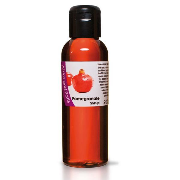 Pomegranate Syrup Gluten Free, Vegan