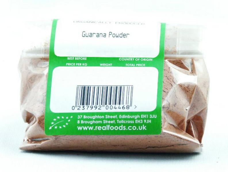 Guarana Powder ORGANIC image 2