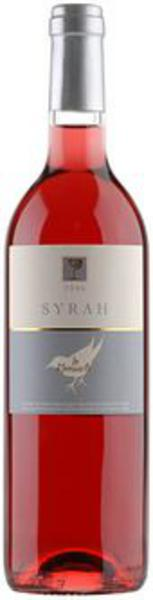 Rose Wine Syrah France 12% Vegan, ORGANIC