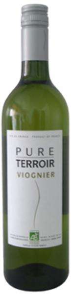 White Wine Viognier France Vegan, ORGANIC