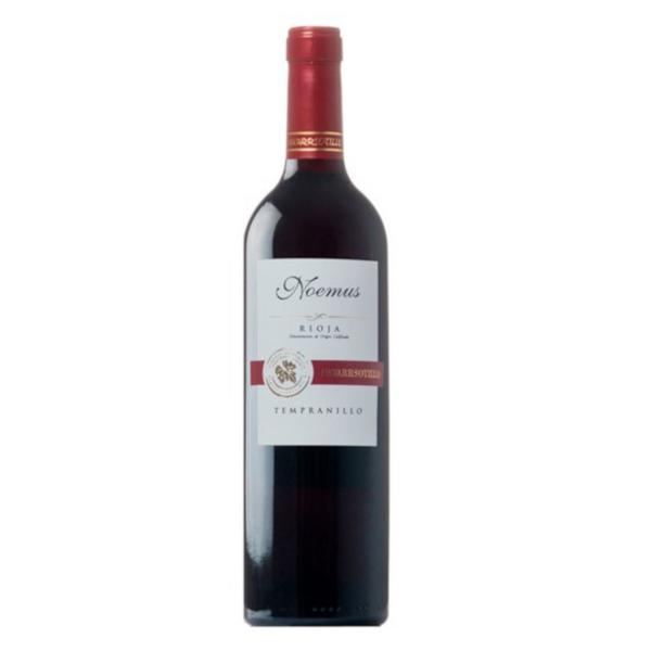 Red Wine Tempranillo Tinto Spain Noemus Vegan, ORGANIC