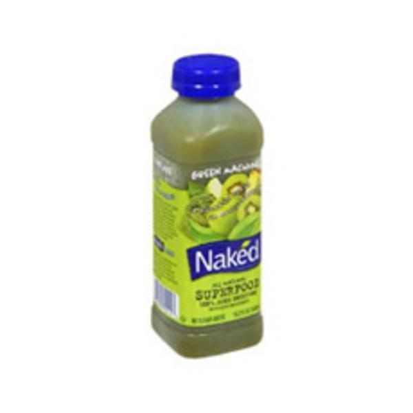 Green Machine Juice in 450ml from Naked Juice