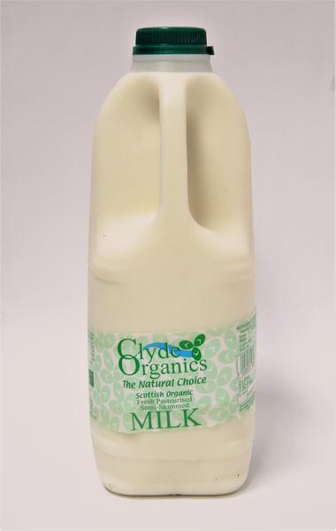 Semi-Skimmed Milk ORGANIC